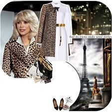 beautiful Mireille Darc in 'Le Grand Blond avec une chaussure noire' Yves Robert, Blond, Assouline, Valentino, Givenchy, Gucci, Acne Studios, Polyvore, Beautiful