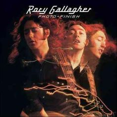 Rory Gallagher - Photo Finish, Red