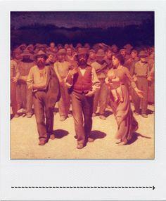 Capitolo 31 (Zombi, trottolino, e Pellizza da Volpedo) http://farefuorilamedusa.com/2013/12/12/31-zombi-trottolino-e-pellizza-da-volpedo/