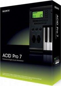 Baixar Sony ACID Pro 7.0.641 Crack - Baixeveloz