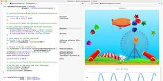 Apple presenta a Swift su nuevo lenguaje de programación - http://www.entuespacio.com/apple-presenta-a-swift-su-nuevo-lenguaje-de-programacion/