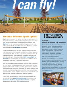 ISSUU - Up on Play: Parks & Recreation by Landscape Structures