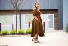 Garner Style, Plus Size Fashion, Duster Coat, My Style, Sexy, Pretty, How To Wear, Jackets, Dresses