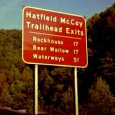 Hatfield-McCoy Trails - Watched the mini series.  Was interesting and very good.