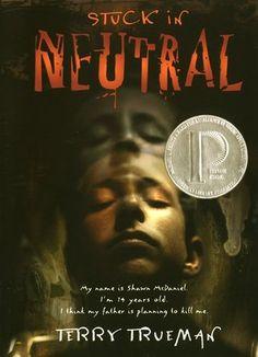 2005 Abraham Lincoln Award Nominee: Stuck in Neutral by Terry Trueman #abeaward