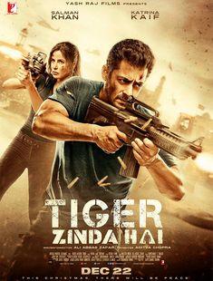 Tiger Zinda Hai new poster: Gun toting Salman Khan and Katrina Kaif are ready to take over the world this Christmas – view pic #FansnStars