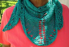 Summer Shoulder Soft Capelet Turquoise Women Clothing Fashion Accessories Gift by 1woolygirls on Etsy