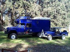 Jack's 4x4 Ford F700