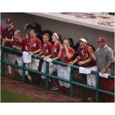 Alabama softball team