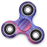 Amazon.com: ANTI-SPINNER New Style Fidget Hand Spinner EDC Focus Anxiety Stress Relief Toy (7-Colorful): Toys & Games