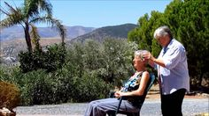 Técnica Metamórfica: Masaje en la zona de la cabeza