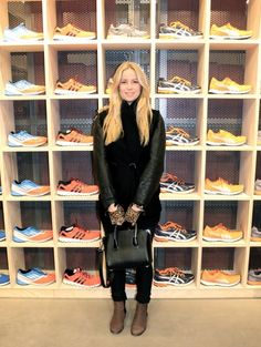 Lions-and-wolves-at-s-for-sneakers-opening See more on my blog Lionsandwolves.com #sneakers