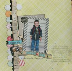 Scraps by Sarah: A Graphicat Layout?!