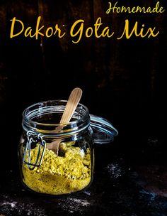 Jagruti's Cooking Odyssey: Homemade Dakor Na Gota Mix