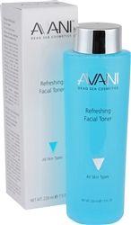 Avani Refreshing Facial Toner. Dead Sea Mineral Facial Toner. Dead Sea Mineral Cleanser http://www.deadseacosmeticstore.com/Avani_Refreshing_Facial_Toner_Dead_Sea_Mineral_p/1044.htm