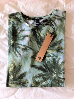 Hm. Palm tree shirt? I would definitely snag this for a significant other.