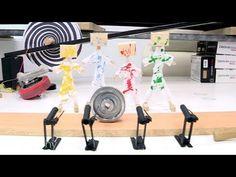 Fotografia a l'estil màquina de Rube Goldberg