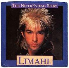 The Never Ending Story b/w Ivory Tower. Limahl, EMI America Records/USA (1984)