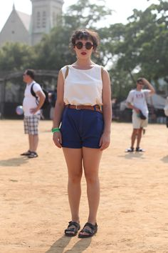 The Best of Pitchfork Street Style: 21 Ultra-Cool Outfits to Copy Now