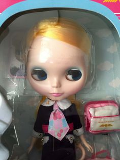 Takara Feel The Sky Blythe Brand new in box, 100% authentic | eBay