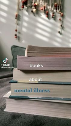 100 Books To Read, Good Books, My Books, Literature Books, Book Authors, Book Nerd, Book Club Books, Books About Mental Illness, Study Motivation Quotes