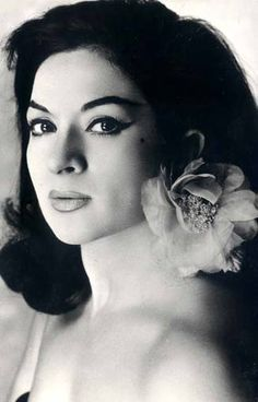 "Lola Flores ""La Faraona"" was a Spanish singer, dancer, and actress. Lola Flores…"