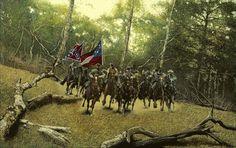 Final Assault Stonewall Jackson -- Chancellorsville May 2, 1863