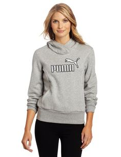 PUMA Women's Fleece Pullover Hoodie « Clothing Impulse