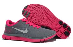 official photos fa865 ababd Womens Nike Free Dark Grey Reflective Silver Fireberry Running Shoes  New  Shoes -   More and More Cheap Shoes Sale Online,Welcome To Buy New Shoes  2013