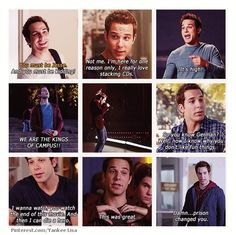 Skylar Astin *scenes & quotes from Pitch Perfect*