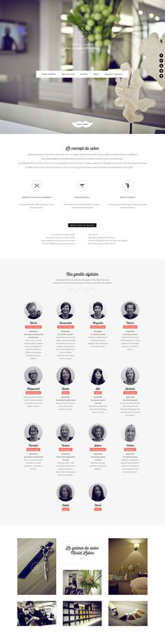 http://www.muriel-labro.fr/ #webdesign