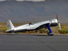 Howard Hughes H-1 Racer by mvonraesfeld, via Flickr