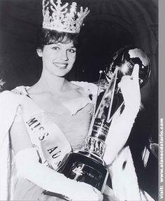 Tania Verstak 'Miss Australia' 1962
