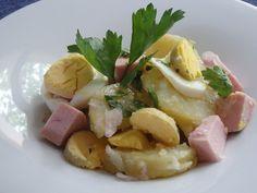 Salade bistrot de pommes de terre au cervelas