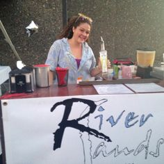 Serving up Kennewick spirits at Thunder on The Island at Clover Island Inn, in Kennewick