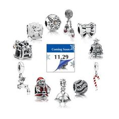12 Days of Christmas with Pandora- collect all 12- Black Friday ...