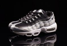 Nike Air Max 95 - Greyed Out And Blacked out • KicksOnFire.com