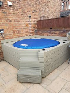Lazy spa Monaco hot tub soround Lazy s Hot Tub Gazebo, Hot Tub Backyard, Hot Tub Garden, Lazy Spa Monaco, Spa Inspired Bedroom, Pool Bad, Best Inflatable Hot Tub, Hot Tub Surround, Patio Design