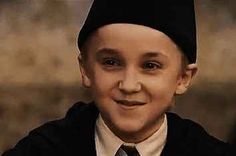16 Times Draco Malfoy Was Too Adorable For Words