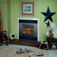 1000 Ideas About Small Gas Fireplace On Pinterest Gas