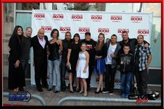 Kevin James, Bas Rutten and Colorado MMA - Here Comes the BOOM Red Carpet Premier in Denver Oct 4th