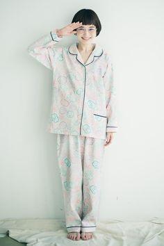 私立恵比寿中学に夢中♥パジャマ〈レディース〉│スキヤキ│フェリシモ