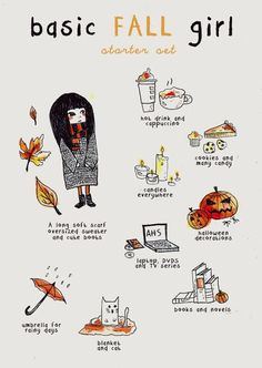 Substitute the cat for a dog and this is an accurate representation of myself! Autumn Girl, Autumn Love, Autumn Tea, Hello Autumn, Fall Winter, Autumn Feeling, Mabon, Samhain, Autumnal