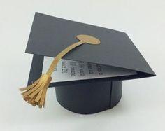 Ein 5 Graduation Pop-up-Karte Schule-Grußkarten Aniversary A 5 Graduation Pop-up Card School Greeting Cards Aniversary Diy Graduation Gifts, Kindergarten Graduation, Graduation Greetings, 3d Cards, Pop Up Cards, Pop Up Karten, Graduation Pictures, Grad Parties, Graduation