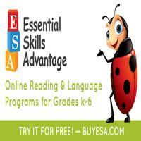 Essential Skills Advantage - The Proven Online Reading Program for ...