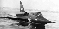 The Convair F2Y Sea Dart was a fascinating experimental aircraft which was built to fulfil a 1948  US Navy request for a supersonic jet seaplane. The F2Y Sea Dart featured a delta-wing layout, watertight hull and two retractable hydro-skis which were deployed for takeoff and landing. When the aircraft was stationary, or moving at under ...Continue reading 'Convair F2Y Sea Dart' »