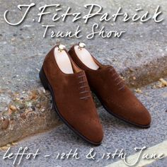 http://chicerman.com  jfitzpatrickfootwear:  For those of you in NYC remember to drop by our trunk show at none other than the legendary @leffot this Fri/Sat. A Shine & Co will also be in attendance offering free top shoe shines. Dont miss out!!  #jfitzpatrick #jfitzpatrickshoes #jfitzpatrickfootwear #wholecuts #wholecutoxfords #suedeshoes #dressshoes #mensshoes #menswear #mensfashion #mensfootwear #mensstyle #style #fashion #styleformen #estilo #stile #scarpe #shoes #zapatos #chaussures…