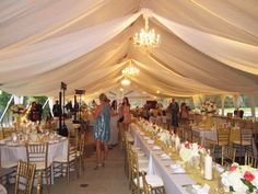 Big Ten Rentals is midwest's superstore for party & wedding tents, bleachers, bounce houses, tables/chairs, HVAC and more! Entire event rental in one place. Small Tent, Large Tent, Tent Wedding, Wedding Receptions, Wedding Designs, Things That Bounce, Table Decorations, Tents, Big