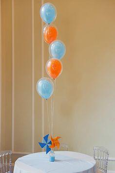 Pinwheels and Kites Party with So Many Cute Ideas via Kara's Party Ideas | KarasPartyIdeas.com #PinwheelsParty #KiteParty #PartyIdeas #Suppl...