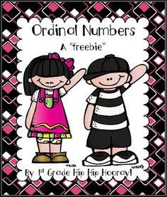 Your kiddos will love using these three activities to practice Ordinal Numbers and Showing Order. Enjoy!  Michele Ordinal Numbers, Math Numbers, Student Teaching, Kindergarten Activities, Teaching Ideas, Preschool, 1st Grade Math, First Grade, Grade 1